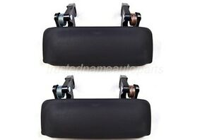 For Ford Mazda Pickup Outside Exterior Door Handle Front Left Right Set Of 2