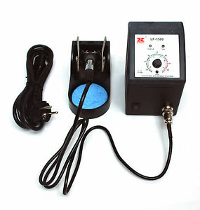 1set Temperature Controlled Soldering Station Lf 1500 80w Ac230v 50hz Xytronic