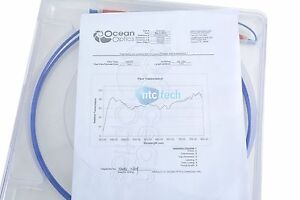 Ocean Optics P8 2 sma 2 Meter 8um Fiber Optic Vis nir Sma sma