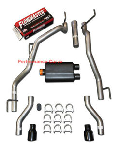 Performance Cat back Dual Exhaust Fits 09 19 Dodge Ram 5 7 Flowmaster Super 44