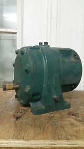 Reliance Gear Reducer 56sm16a Ratio 6 2 Torque 257 In lbs 1001363 re 79163 10 cl