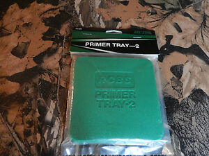 RCBS Primer Tray-2 For Small Or Larger Primers