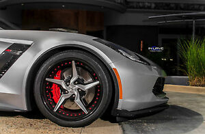19 20 Chevy Corvette C7 Stingray Incurve Forged Wheels Made In The Usa Z06 C7r