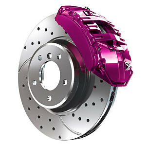 Purple G2 Brake Caliper Paint 2 part Epoxy Kit Hi heat