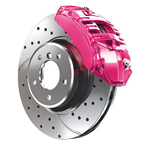 Pink G2 Brake Caliper Paint 2 part Epoxy Kit High Heat