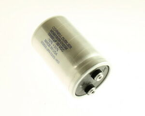 Cde 10000uf 30v Large Can Electrolytic Capacitor M39018 06 0105m