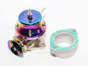 Rainbow 2 5 Flange Mount Adjustable Type Rs Blow Off Valve Bov Turbo Charge