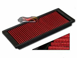 Rtunes Oem Replacement High Performance Flow Drop In Panel Dry Air Filter 1525