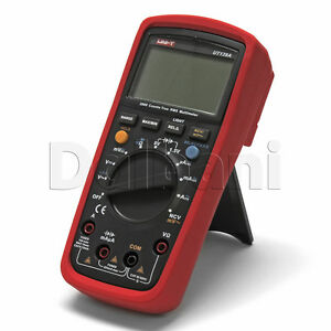 Ut139a Original New Uni t True Rms Digital Multimeter