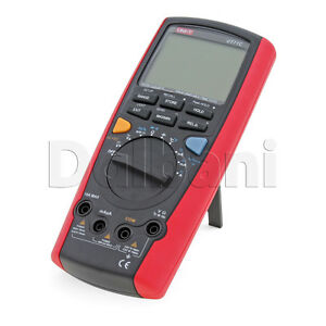 Ut71c Original New Uni t Bluetooth Digital Multimeter Ac dc