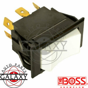 Boss Angle Rocker Switch For Boss Snow Plows