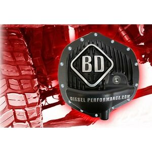 Bd Diesel Performance 1061825 Differential Cover Rear For Dodge 2003 2015