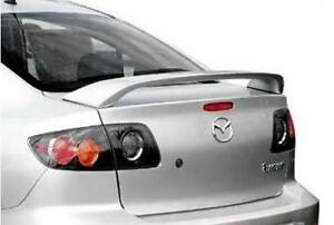 Pre painted For Mazda 3 2004 2005 2006 2007 2008 09 Spoiler Wing New All Colors
