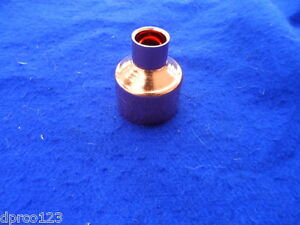 2 X 1 Copper Reducer Coupling plumbing fits Over 2 1 8 X 1 1 8 Od Pipes