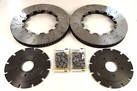 Ap Racing 390mm Front Jhook Replacement Rotors For Nissan Skyline 2011 R35 Gtr
