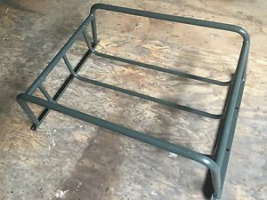 Off Road Hmmwv Roof Rack Military Heavy Duty Green Nos