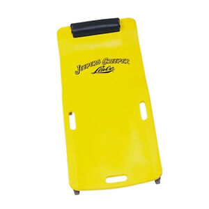 Lisle Low Profile Plastic Creeper yellow 93102