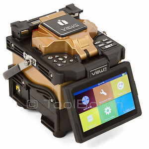 New Inno View 7 Fiber Optic Fusion Splicer For Sm Mm Ds Nzds
