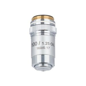 Amscope 100x oil Achromatic Microscope Objective For Compound Microscopes