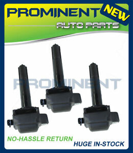 3 Pack Ignition Coil For Various 96 03 Avalon Camry Sienna Solara V6 C1040 Uf155