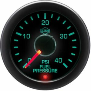 Isspro R14055 Ev2 Series Fuel Pressure Electronic Gauge Psi 0 40 Universal