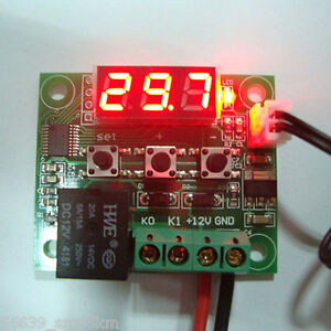 Temperature Controller External Heatbed Control For Reprap 3d Printer