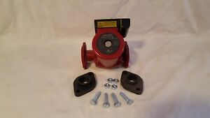 34 Gpm 3 Speed Circulating Pump Without Cord And 3 4 Cast Flange Set