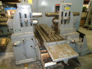 Kearney Trecker Duplex Horizontal Milling Machine 1836 Model D