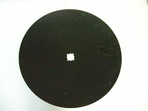 18 Smooth Disc Harrow Blades Heavy Duty 1 Or 1 1 8 Sq New fast Shipping