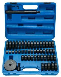 50pcs 18 65mm Custom Bush Bearing Seal Driver Tools Set