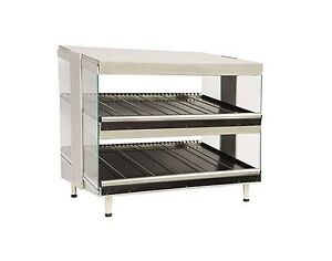 Star Hwc36s2c 120 36 Heat wave Classic Display Heated Merchandiser New In Crate