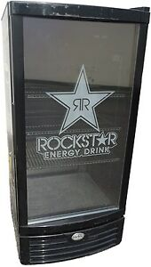 Idw G 10 Beverage Cooler Glass Door Display Refrigerator Merchandiser W Rockst