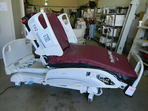 Stryker Intouch 2141 Electric Hospital Bed Patient Ready Refurbished Bed
