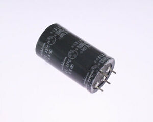 5x 15000uf 50v Radial Snap In Mount Electrolytic Capacitor Dc Audio 85c 15000mfd
