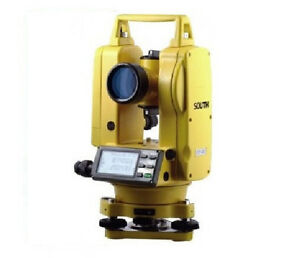 South Et 05 5 Digital Theodolite W Rechargeable Battery Aa Battery Holder