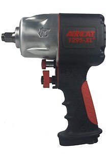 Aircat 1295 Xl 1 2 Impact Wrench 900ft Lbs Torque 90 Psi