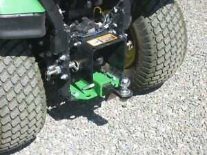 Receiver Hitch For John Deere 1023e 1025r And 1026r Sub Compact Tractors