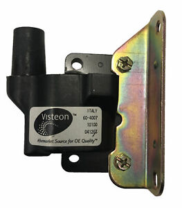 One Brand New Oem Ignition Coil Visteon 60 4007