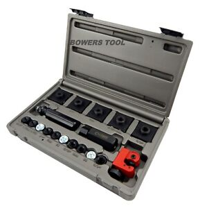 Cal Van Master In Line Double Bubble Flaring Tool Set W Tube Cutter 165