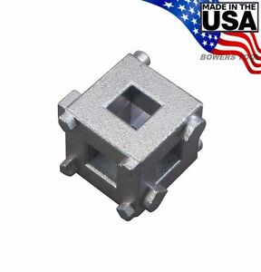 Cal Van Disc Brake Piston Remover And Installer Tool Made In Usa