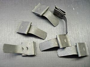 6 Pcs Nors Dash Pad Retainer Clips Fits 1970 1976 Ford Mustang Torino Fairlane Fits Custom