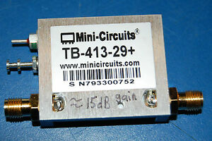 Mini circuits Tb 413 29 Attenuator 12v 15db Gain