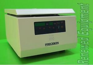 Precision Durafuge 100 Bench Top Centrifuge With So 1x Rotor