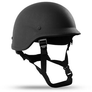 Military Bulletproof PASGT Combat Level IIIA Tactical Ballistic Helmet