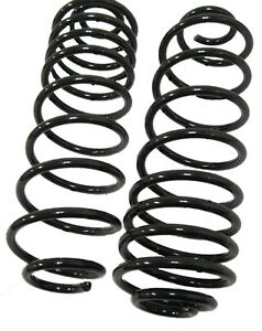 2002 2009 Chevy Trailblazer Gmc Envoy 2wd Rear Lowering Kit 3 Drop Coil Springs