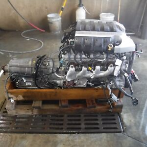 2010 2011 2012 Camaro Ss Complete Lift Out Engine transmission 6 2l Ls3 Opt L99