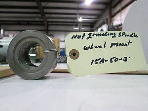 Storm Vulcan 15a Nut Grinding Spindle Wheel Mount 15a 50 3