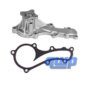 1501730 New Water Pump With Gasket For 2000 2006 Nissan Sentra 1 8l Aw9416