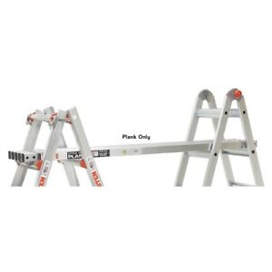 Little Giant Ladder System 10069 6ft 9ft Telescoping Plank