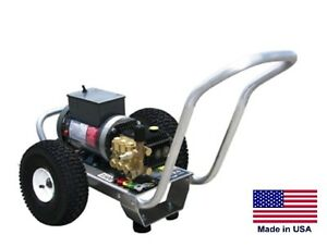 Pressure Washer Electric Direct Drive 50 Hz Motor 5 Hp 3 Gpm 2000 Psi